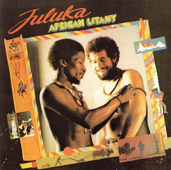 African Litany Johnny Clegg