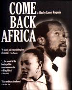 Come Back, Africa, de Lionel Rogosin | 1959