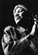 Miriam Makeba, grande chanteuse de Jazz