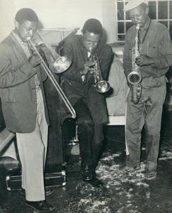 Kippie et les Jazz Epistles
