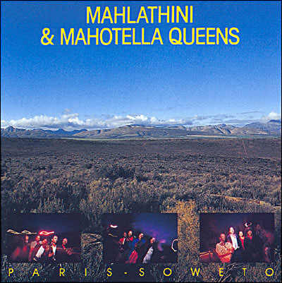Mahlathini & Mahotella Queens | Paris-Soweto, 1988