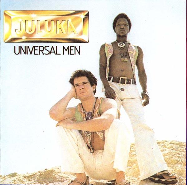Universal Men Johnny Clegg